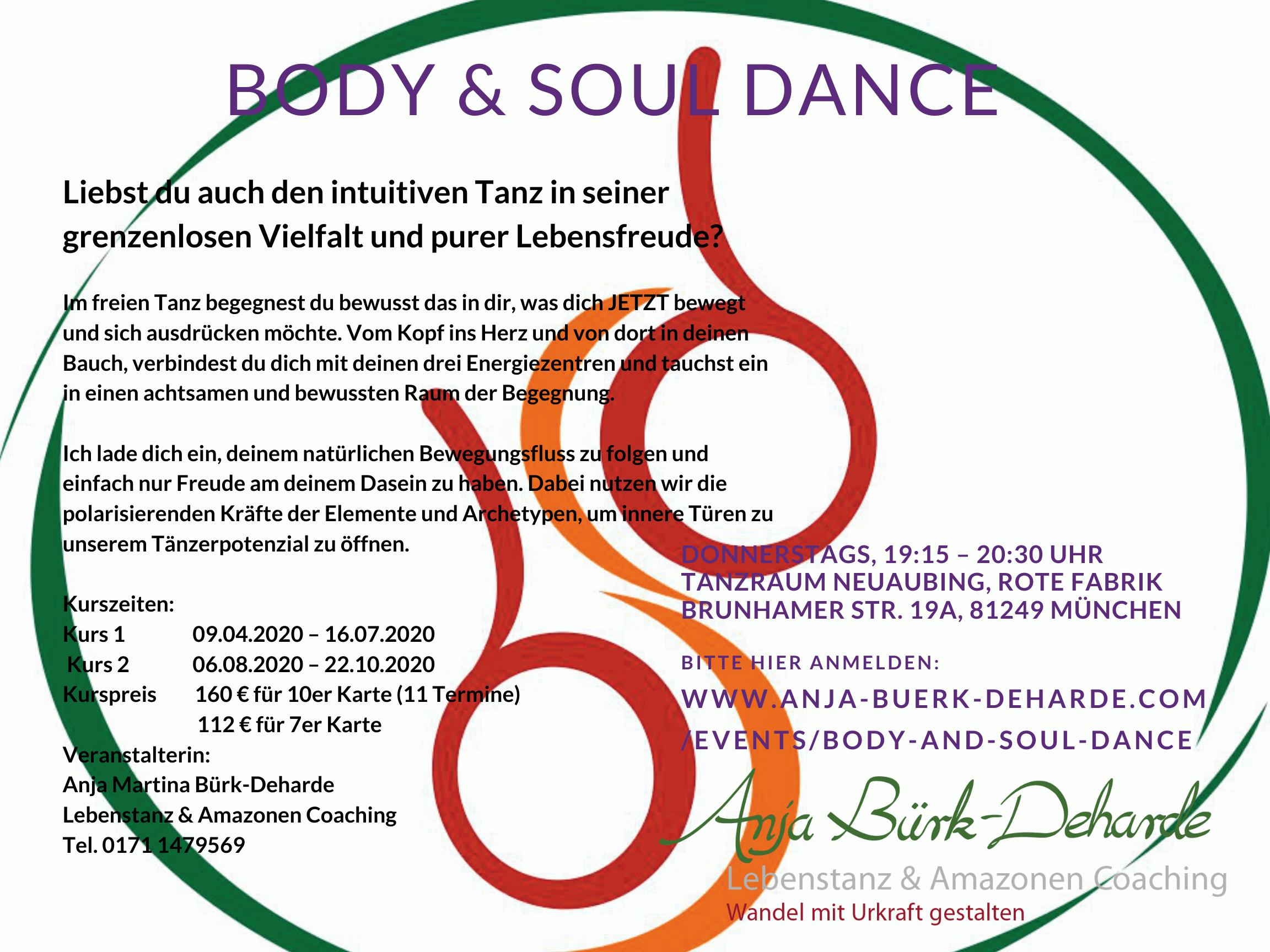 Freier Tanz