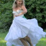 Königin-tanzt