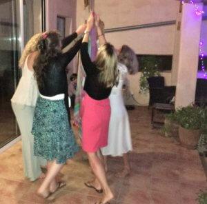 freies tanzen frauen